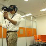 VR技術を使った研究開発やコンテンツの制作